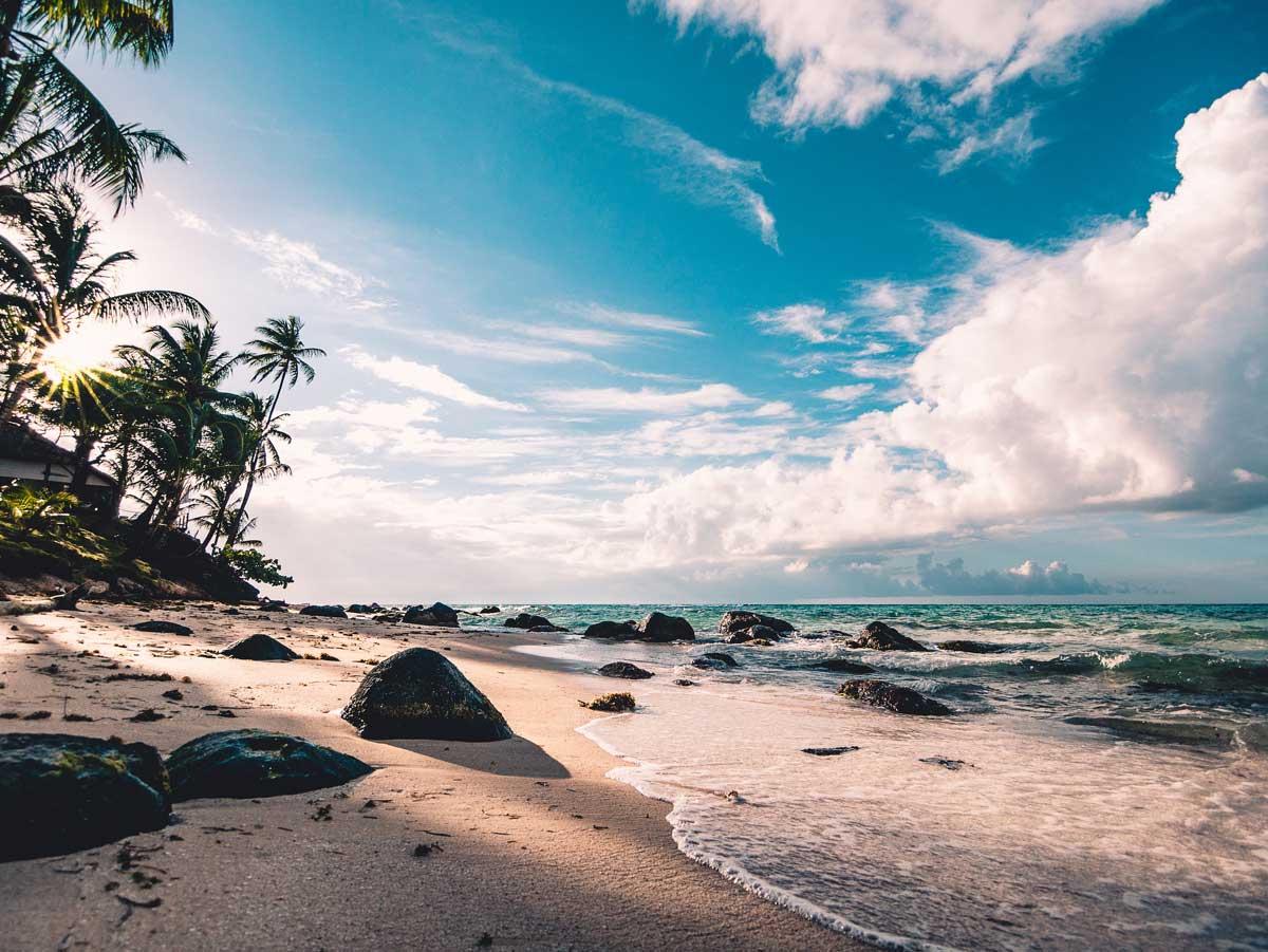instagrammed beach