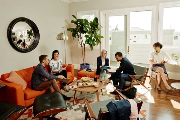 airbnb for work business travel