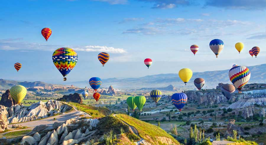outbound travel monitor Turkey