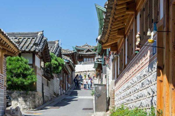 popular cities seoul