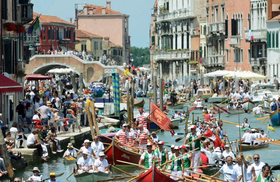 Venice entrance fee