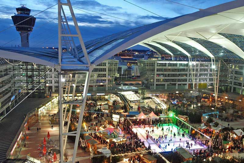 Best international airports for business travel revealed