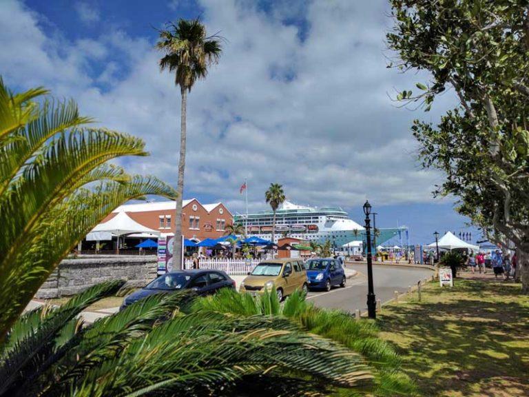 cruise destinations port