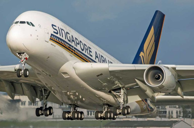 Singapore Airlines Skytrax Awards