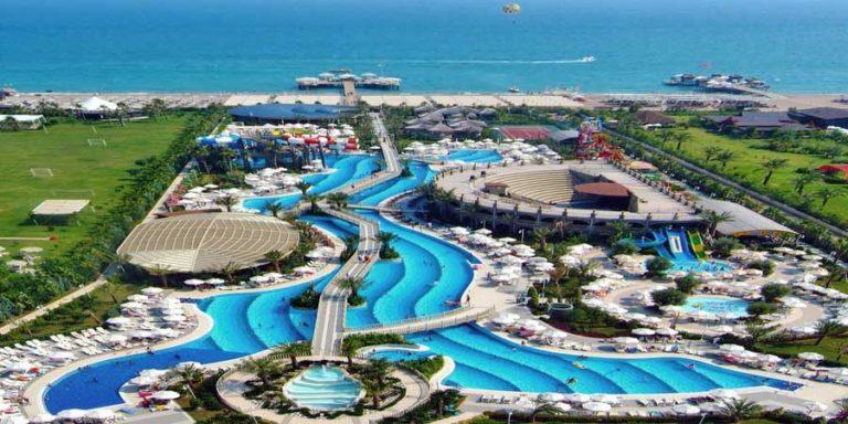 Antalya five-star hotel