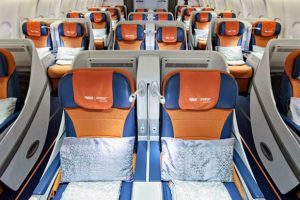 Aeroflot business class