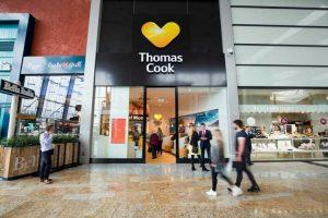 Thomas Cook travel agency