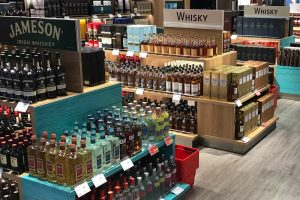 duty-free liquor spirits