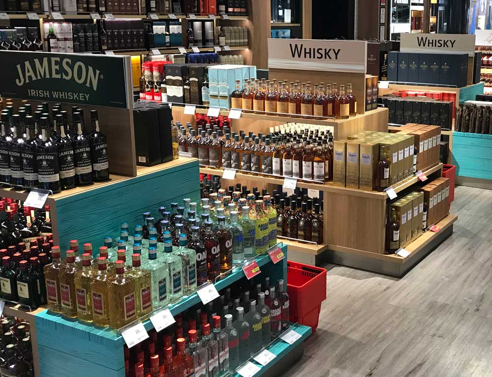 Duty-free liquor market, dominated by whisky, to reach $3.74B by 2026